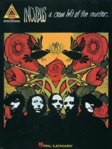 9780634078804: Incubus - A Crow Left of the Murder (Tab)