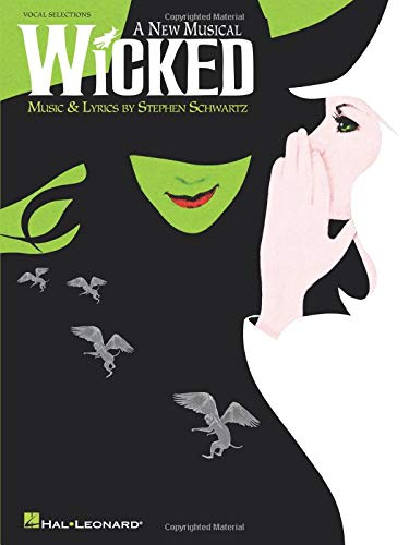 9780634078828: Stephen Schwartz: Wicked (Vocal Selections)