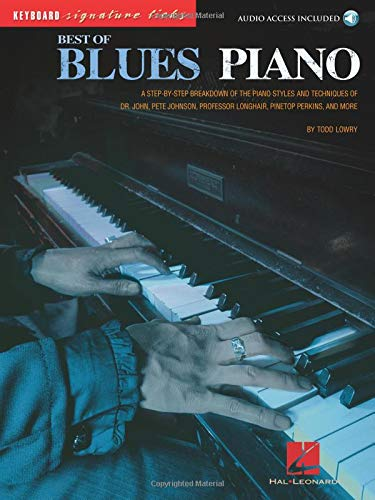 9780634079023: Best of Blues Piano