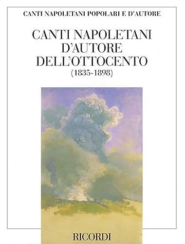 Neapolitan Songs of the 19th Century: Allorto, Riccardo