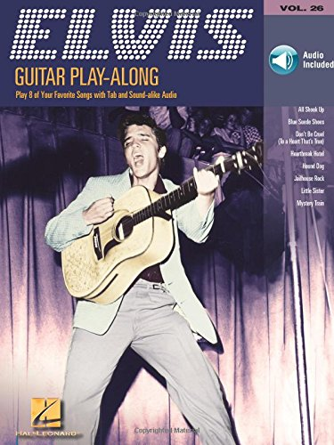 9780634079238: Elvis Presley: Guitar Play-Along Volume 26 (Guitar Playalong)