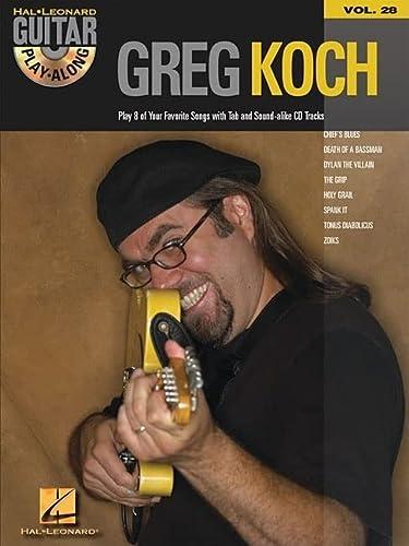 9780634079276: Greg Koch