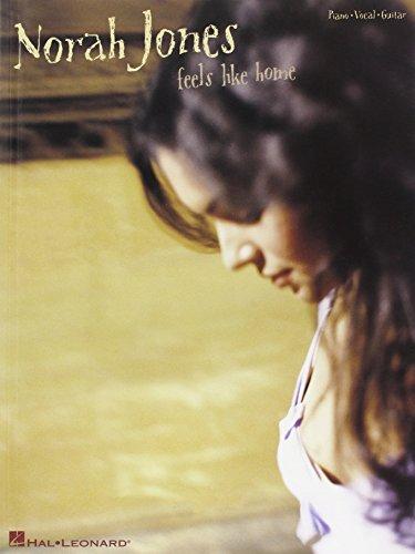 9780634079368: Norah Jones - Feels Like Home Piano, Voix, Guitare