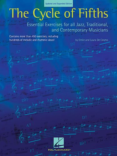 9780634079399: The Cycle of Fifths: Essential Exercises for All Jazz, Traditional, and Contemporary Musicians