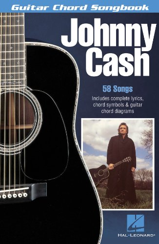 9780634079467: Johnny Cash (Guitar Chord Songbook)