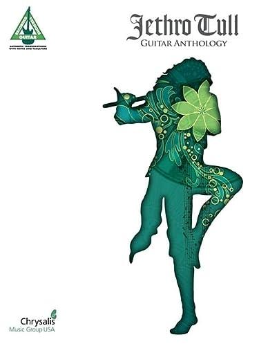 9780634079597: Jethro tull guitar anthology tab