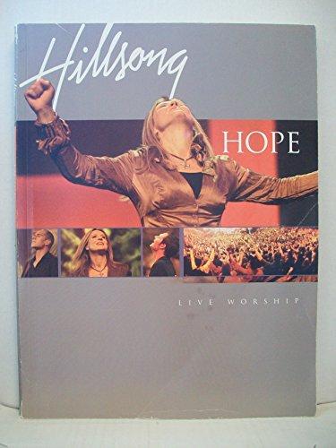 9780634079665: Hillsong Hope - Live Worship