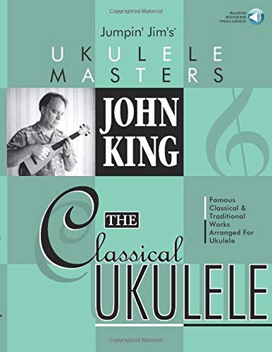 9780634079795: Jumpin' Jim's Ukulele Masters: John King