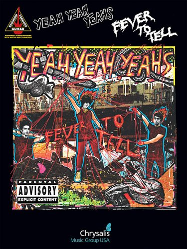 9780634080234: Yeah Yeah Yeahs: Fever to Tell