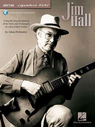 9780634080258: Jim Hall - Guitar Signature Licks