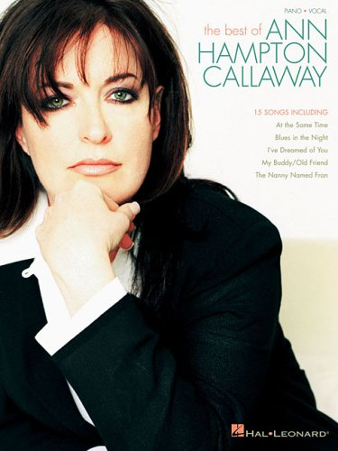 9780634080319: Best of Ann Hampton Callaway