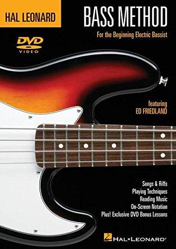 9780634080340: Bass Method DVD