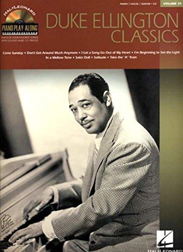 9780634080449: DUKE ELLINGTON CLASSICS (PIANO PLAY-ALONG V39) BKCD