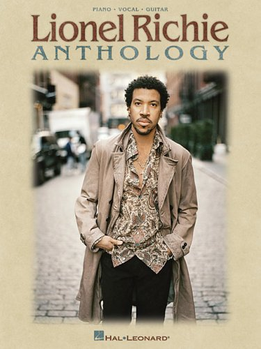 9780634081606: Lionel Richie Anthology (Piano/Vocal/Guitar Artist Songbook)
