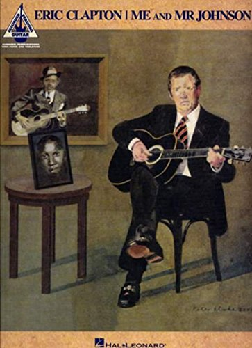 9780634081767: Eric Clapton - Me and Mr. Johnson (Guitar Recorded Versions)