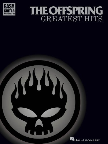 9780634081873: Best of the Offspring (Easy Guitar with Notes & Tab)