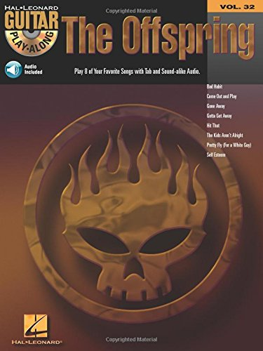 9780634081897: Guitar Play-Along Vol.032 The Offspring + Cd