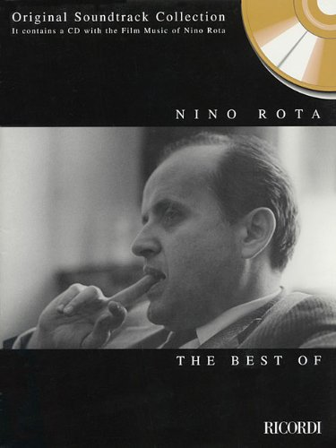 9780634081965: BEST OF NINO ROTA ORIGINAL SOUNDTRACK COLLECTION PIANO SOLO WITH CD OF FILM MUSIC