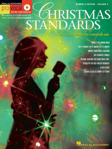 9780634081996: Christmas Standards: Pro Vocal Women's Edition Volume 5 (Hal Leonard Pro Vocal: Woman's Edition)