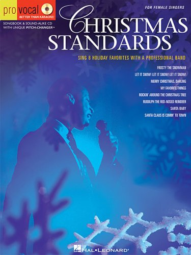 9780634082009: Christmas Standards: Pro Vocal Men's Edition Volume 5
