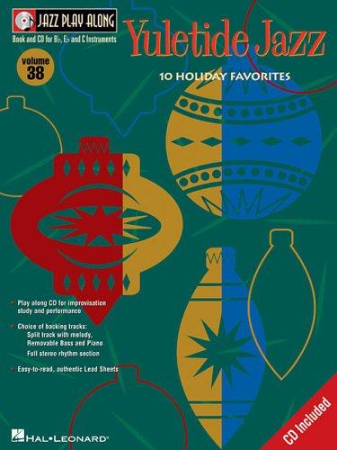 9780634082016: Yuletide Jazz: Jazz Play-Along Volume 38