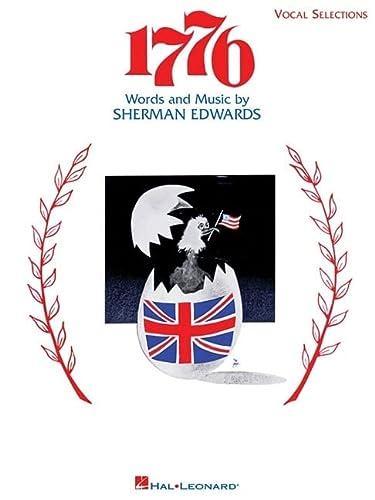 1776: P/V/G Vocal Selections: Sherman Edwards
