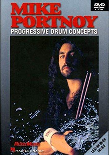 9780634082412: Mike Portnoy - Progressive Drum Concepts