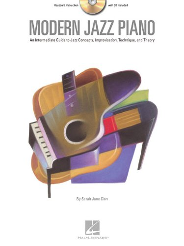 9780634083662: Modern Jazz Piano: An Intermediate Guide to Jazz Concepts, Improvisation, Technique And Theory