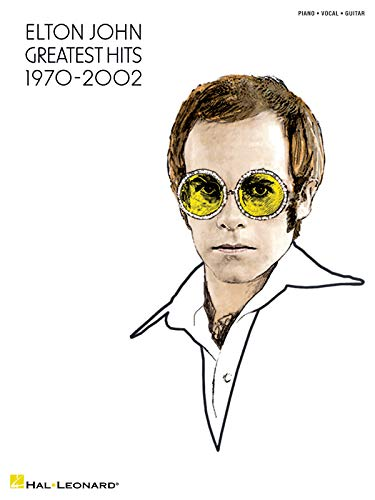 9780634083730: Elton John - Greatest Hits 1970-2002