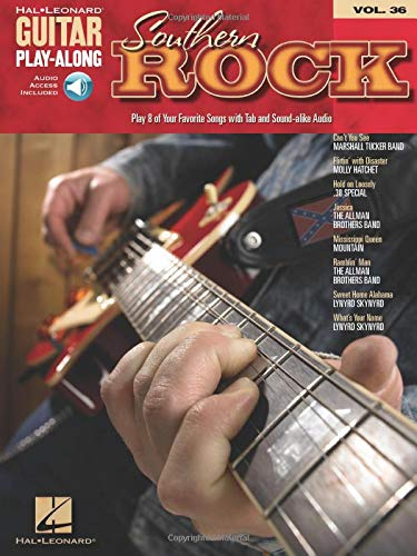 9780634084003: Southern Rock: Guitar Play-Along Volume 36