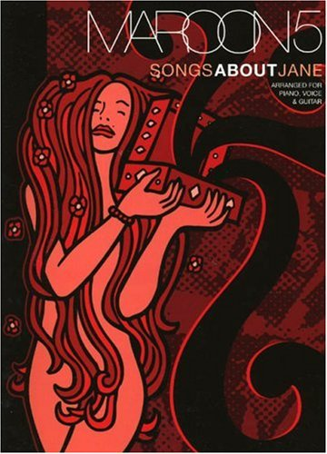 9780634084430: Maroon 5 Songs About Jane