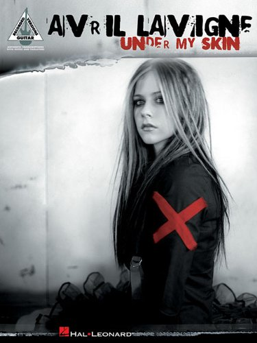 9780634085383: Avril Lavigne: Under My Skin