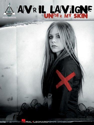 9780634085383: Avril Lavigne: Under My Skin