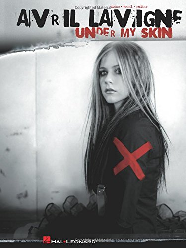 9780634085390: Avril Lavigne: Under My Skin