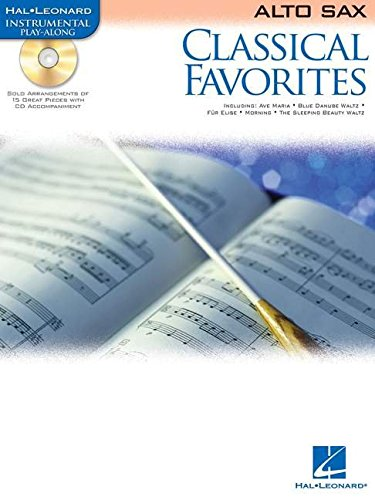 9780634085628: Classical Favorites Alto Sax