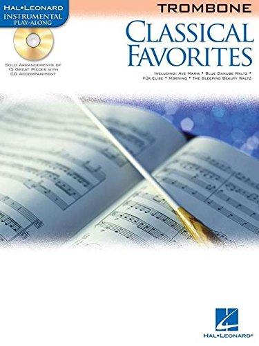 9780634085666: Classical Favorites Trombone