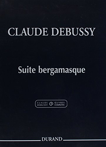 9780634085727: SUITE BERGAMASQUE PIANO