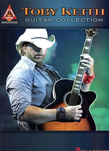 9780634085734: Toby Keith Guitar Collection (Guitar Recorded Versions)