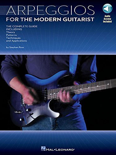 9780634086090: Arpeggios For The Modern Guitarist BK/Online Audio