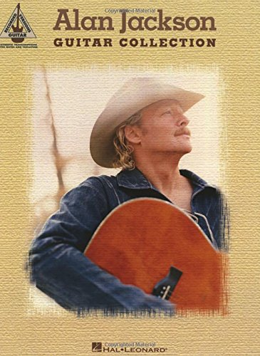 9780634086175: Alan Jackson Guitar Collection (Guitar Recorded Versions)