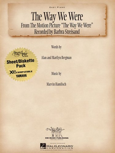 9780634086601: The Way We Were: From The Motion Picture