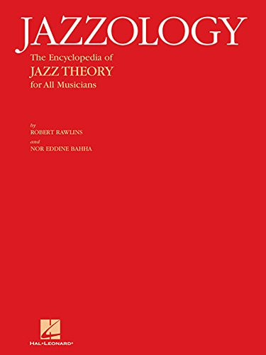 9780634086786: Jazzology: The Encyclopedia of Jazz Theory for All Musicians