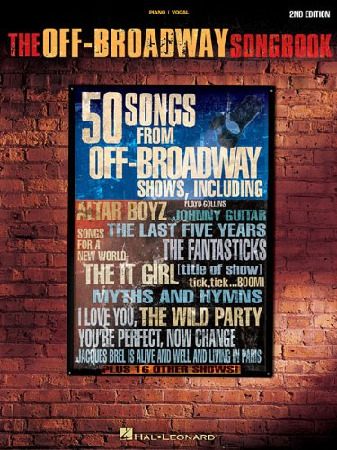 9780634086809: The Off-Broadway Songbook
