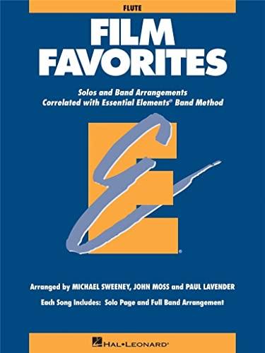 9780634086885: Film Favorites: Flute