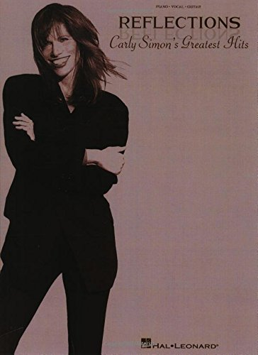 9780634087554: Reflections Carly Simon's Greatest Hits