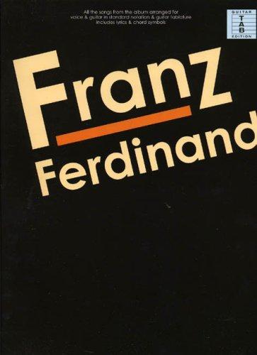 9780634087875: Franz Ferdinand