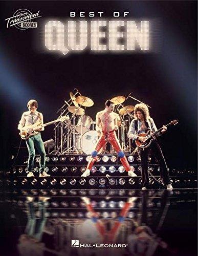9780634087943: Best of Queen (Transcribed Score)