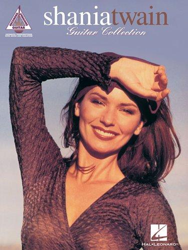 9780634088148: Shania Twain Guitar Collection