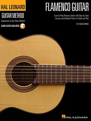 9780634088155: Hal Leonard Flamenco Guitar Method: A Complete Guide With Step-by-step Lessons and More Than 50 Music
