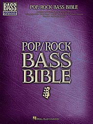 9780634088308: Pop / Rock Bass Bible (Bass Recorded Versions)